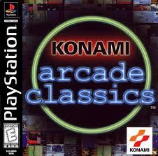 Konami Arcade Classics - PS1 - ISOs Download