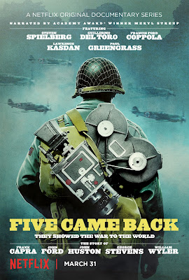 five came back netflix