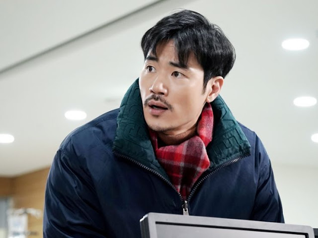 First Impressions My Husband, Mr. Oh Kim Kang Woo
