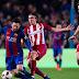 Jornada 8 Temporada 17/18  Liga Santander: Atlético de Madrid vs FC Barcelona