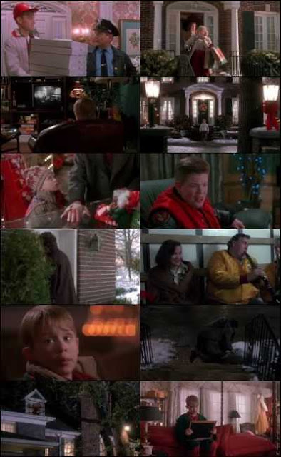Home Alone 1990 Hindi - Tamil - English 300mb Movie Free Download BDRip