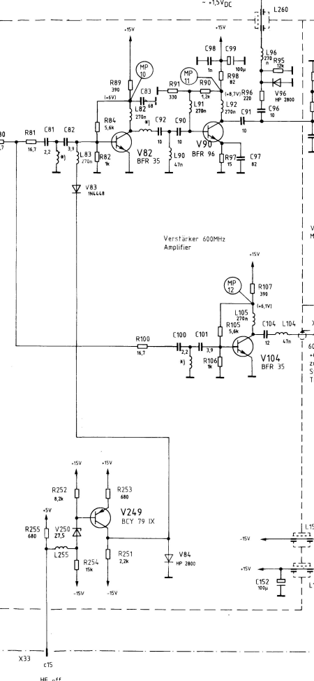 Musings Of A Wahz Rohde Schwarz Swp 339 0010 02