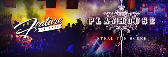 Playhouse LA Feature Fridays March 3rd