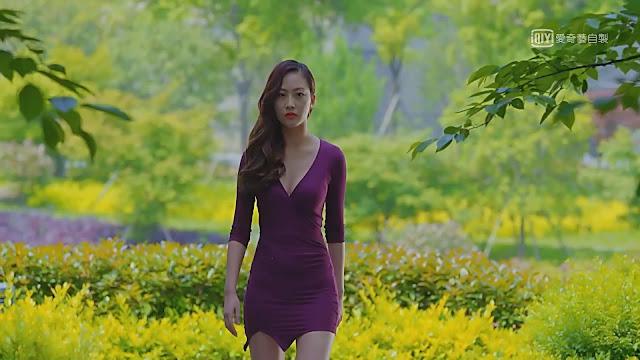原來生活是這樣: 陳薇 P4《女人我最大》,《校花的貼身高手》扮演 孫靜怡