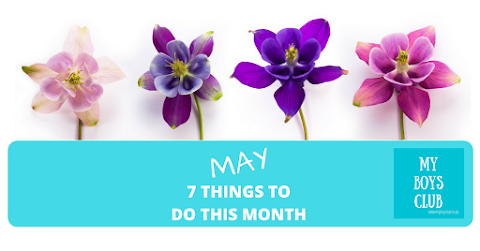 7 Things To Do In May