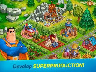 Superfarm Heroes Mod Apk v0.9.10 (Unlimited Money)