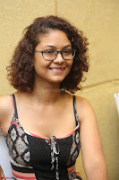 Actress Aditi Myakal Looks gorgeous in Sleeveless Deep Neck Top at Ami Tumi success meet ~  Exclusive 093.JPG