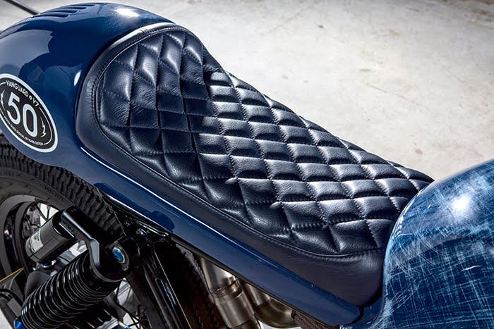 Vanguard Motorcycle Seats for sale