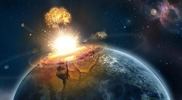 Kretase - Tersiyer Yok Oluşu'na Bir Gök Taşının Sebep Olduğu Düşünülüyor!