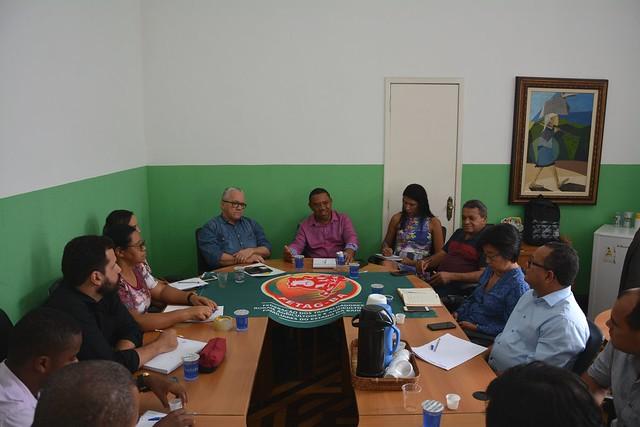 Políticas públicas para o rural baiano são debatidas pela SDR e Fetag