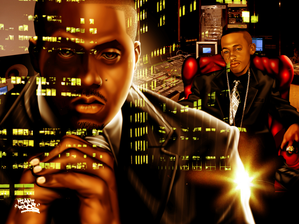 rapper wallpapers nas - urbannation