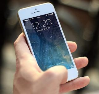 mengaktifkan lokasi,iphone