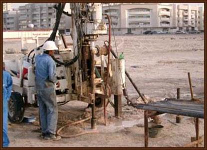 Dubai Rotary Drilling Rig - DuSense LLC