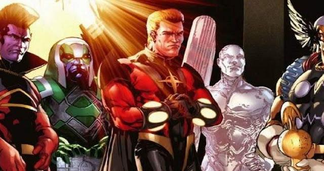 8 Kelompok Superhero Marvel Pengganti Avengers Terbaru 2019