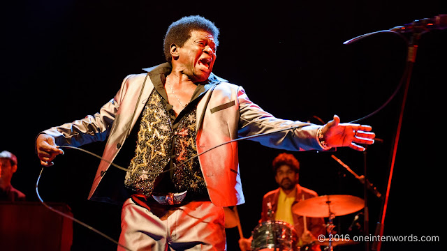 Charles Bradley and His Extraordinaires at The Danforth Music Hall September 29, 2016 Photo by John at  One In Ten Words oneintenwords.com toronto indie alternative live music blog concert photography pictures