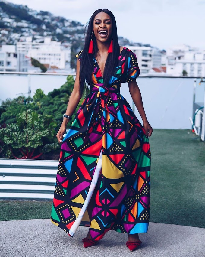 5 Colourful Reasons To Wear A Dress Today.