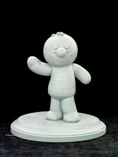 """pierre rouzier_Sesame Workshop - """"doll david"""" maquette"""