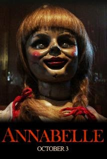 'Annabelle' Drops To #2