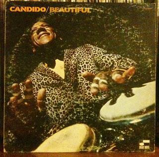 Candido Beautiful LP