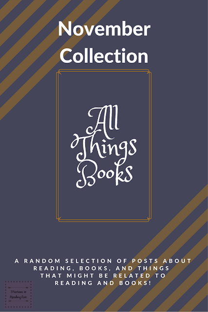 All Things Books November Collection