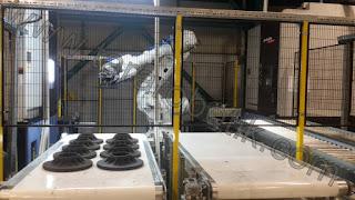 cnc besleme robotu tara robotik