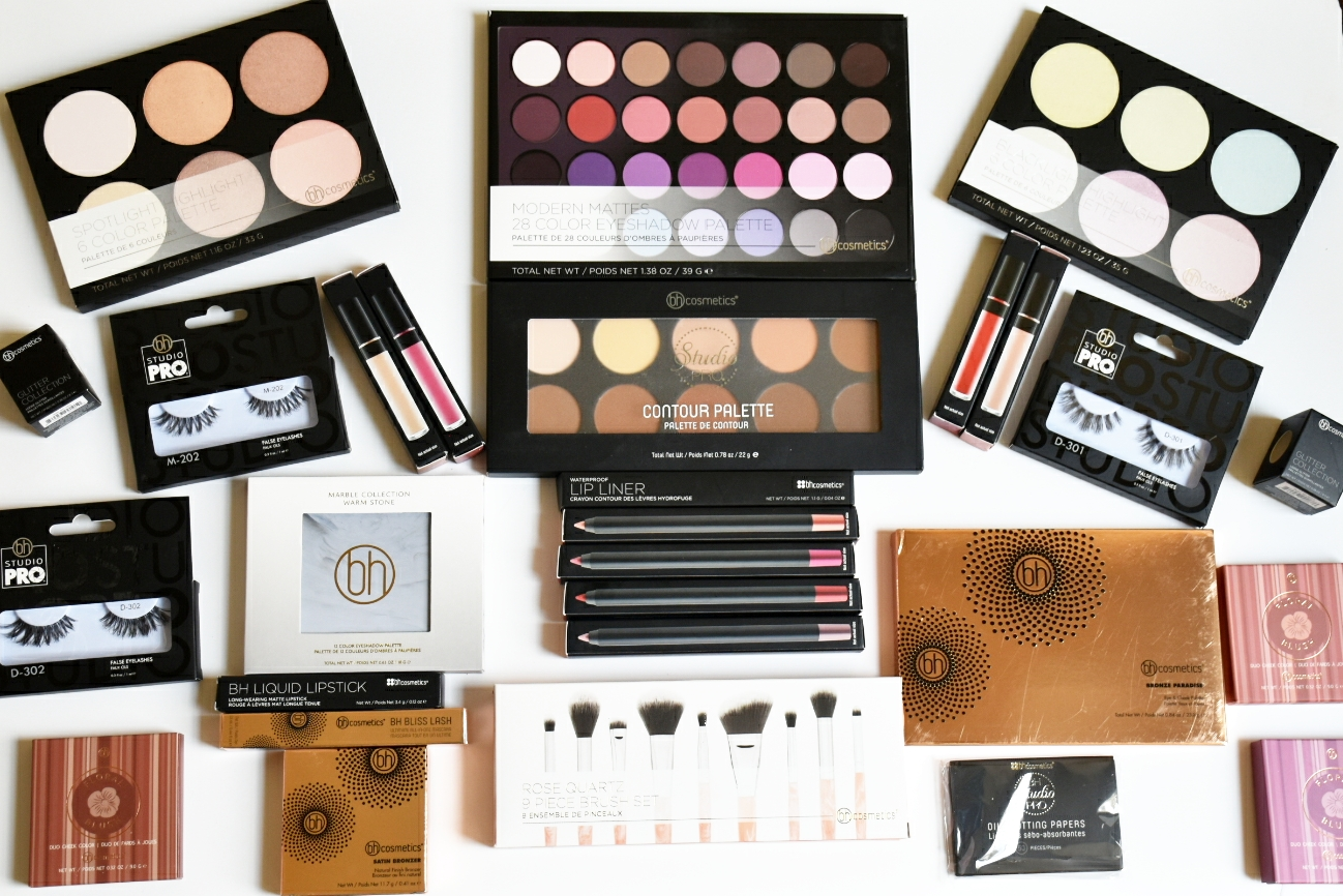Inexpensive Neutral Makeup Look: bh cosmetics Review  via  www.productreviewmom.com