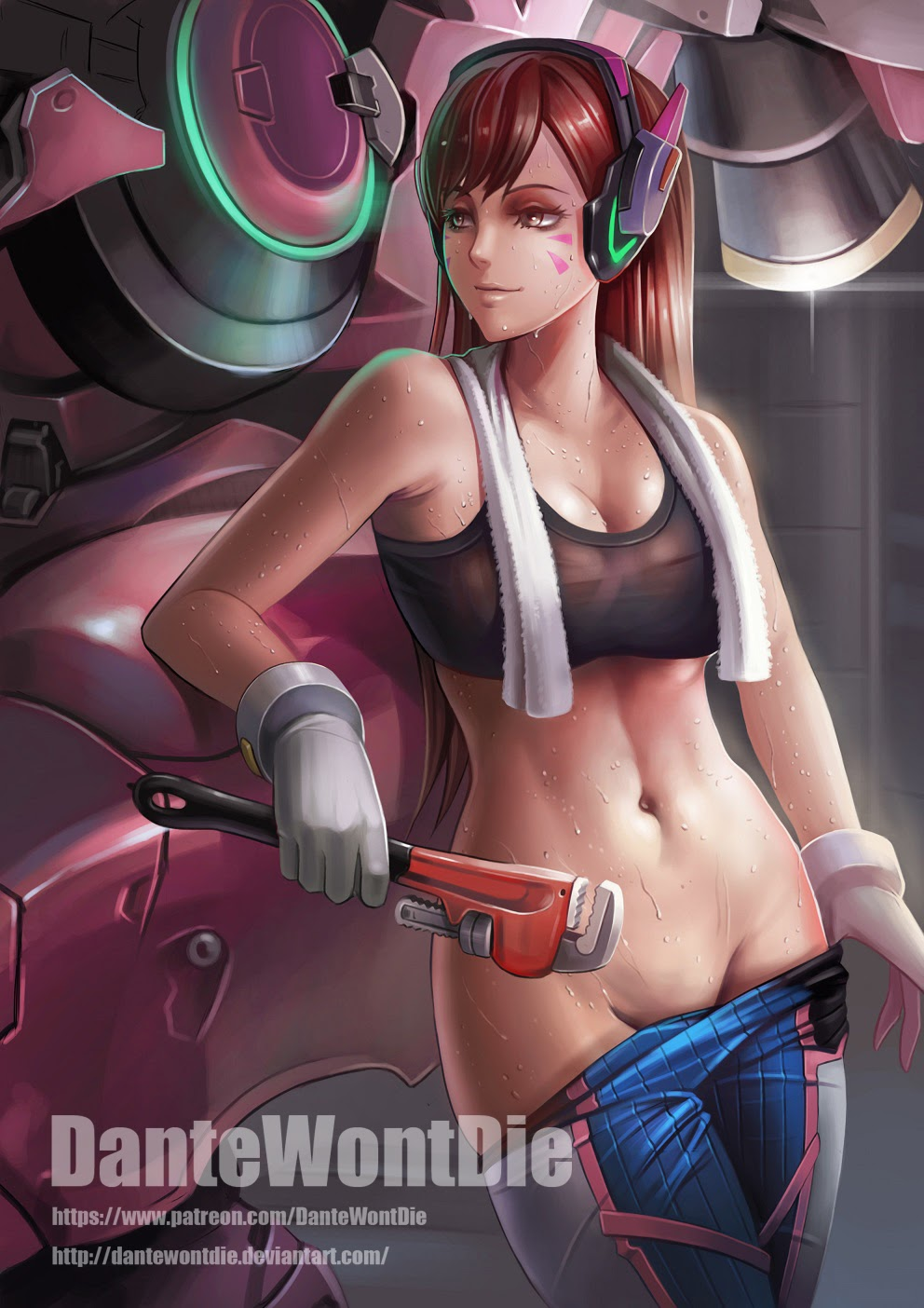 hot overwatch pics