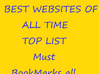 Great Websites list Forever