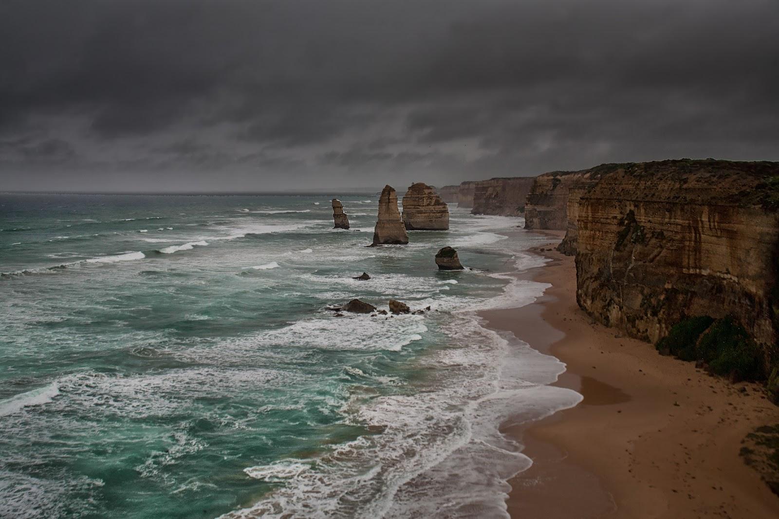 Twelve Apostels, Great Ocean Road, Australia