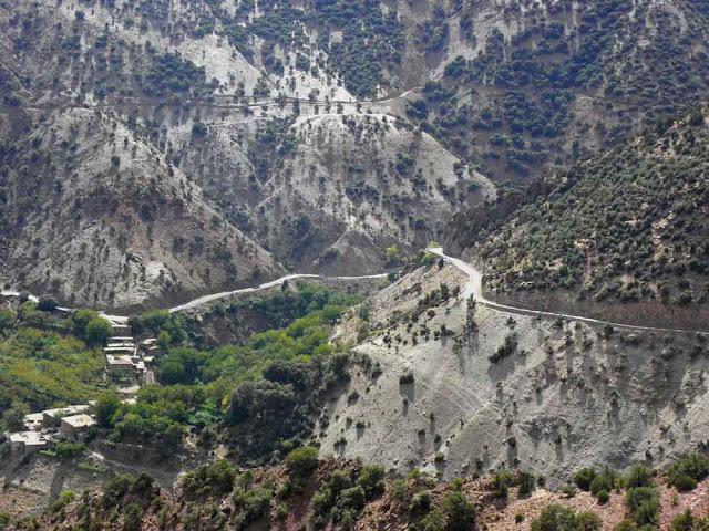 Estrada Tizin Test – Marrocos