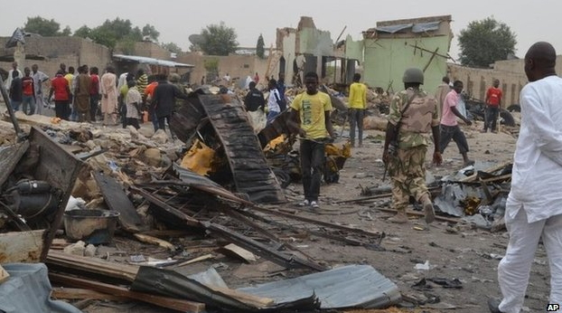 maiduguri mosque attack thursday