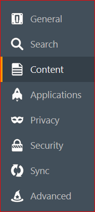 Block PopUp Windows On Mozilla Firefox Browser