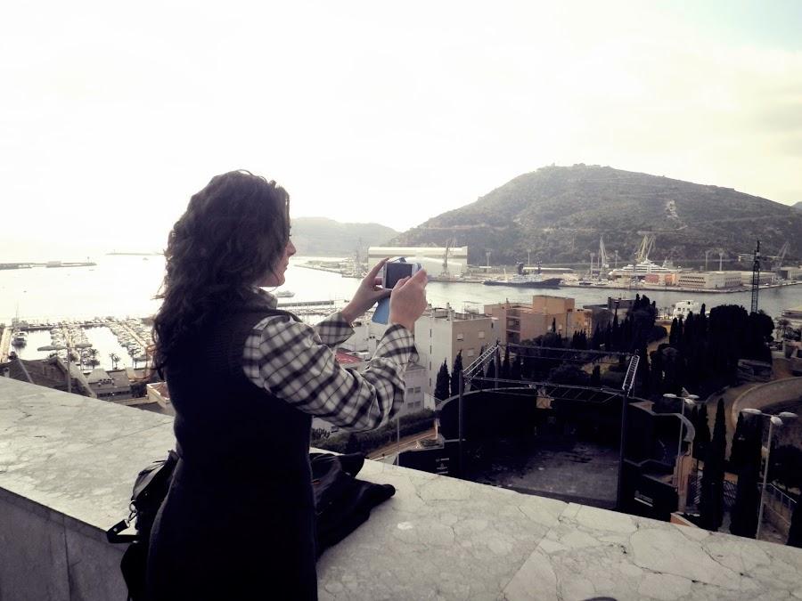 cartagena, blogger de moda, mi vestido azul,