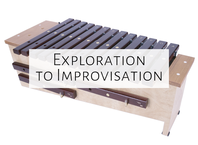 Exploration, to Improvisation, to Composition