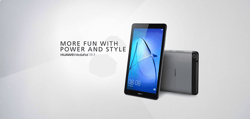 Huawei MediaPad T3 7 Will Be Available At Lazada Philippines For PHP 3690!