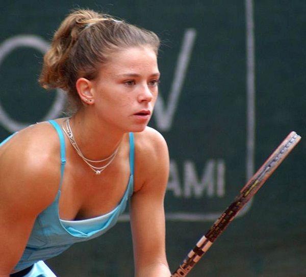 Camila Giorgi - Hot  Sport-2901