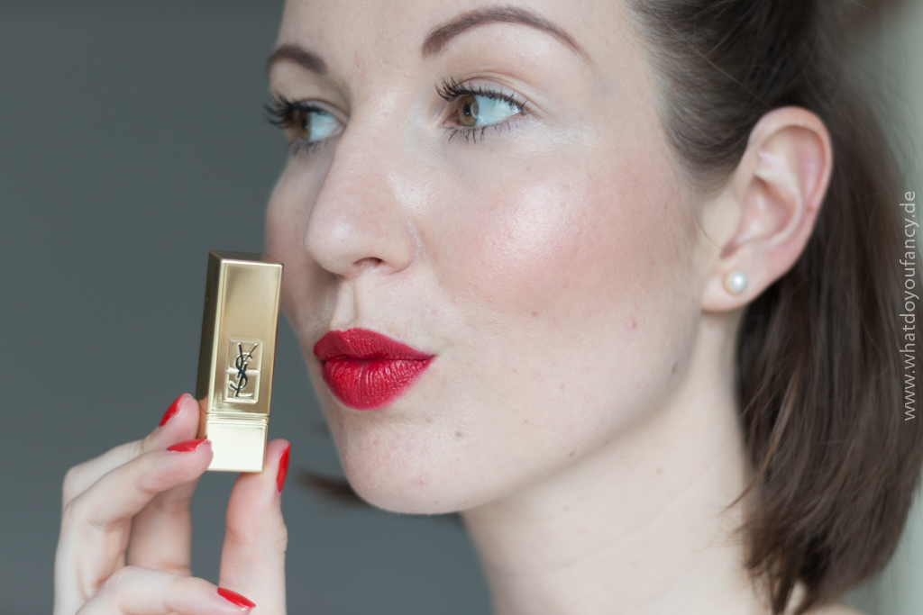 YSL Rouge Pur Couture Le Rouge
