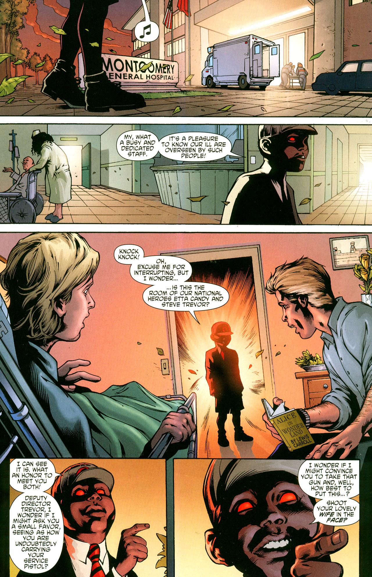 Read online Wonder Woman (2006) comic -  Issue #41 - 16