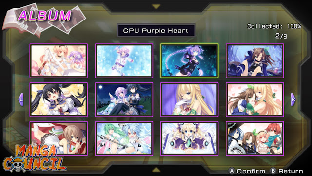 Hyperdimension Neptunia Re;birth1 Save Game C
