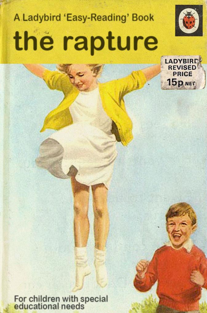Scarfolk Council Ladybird Books