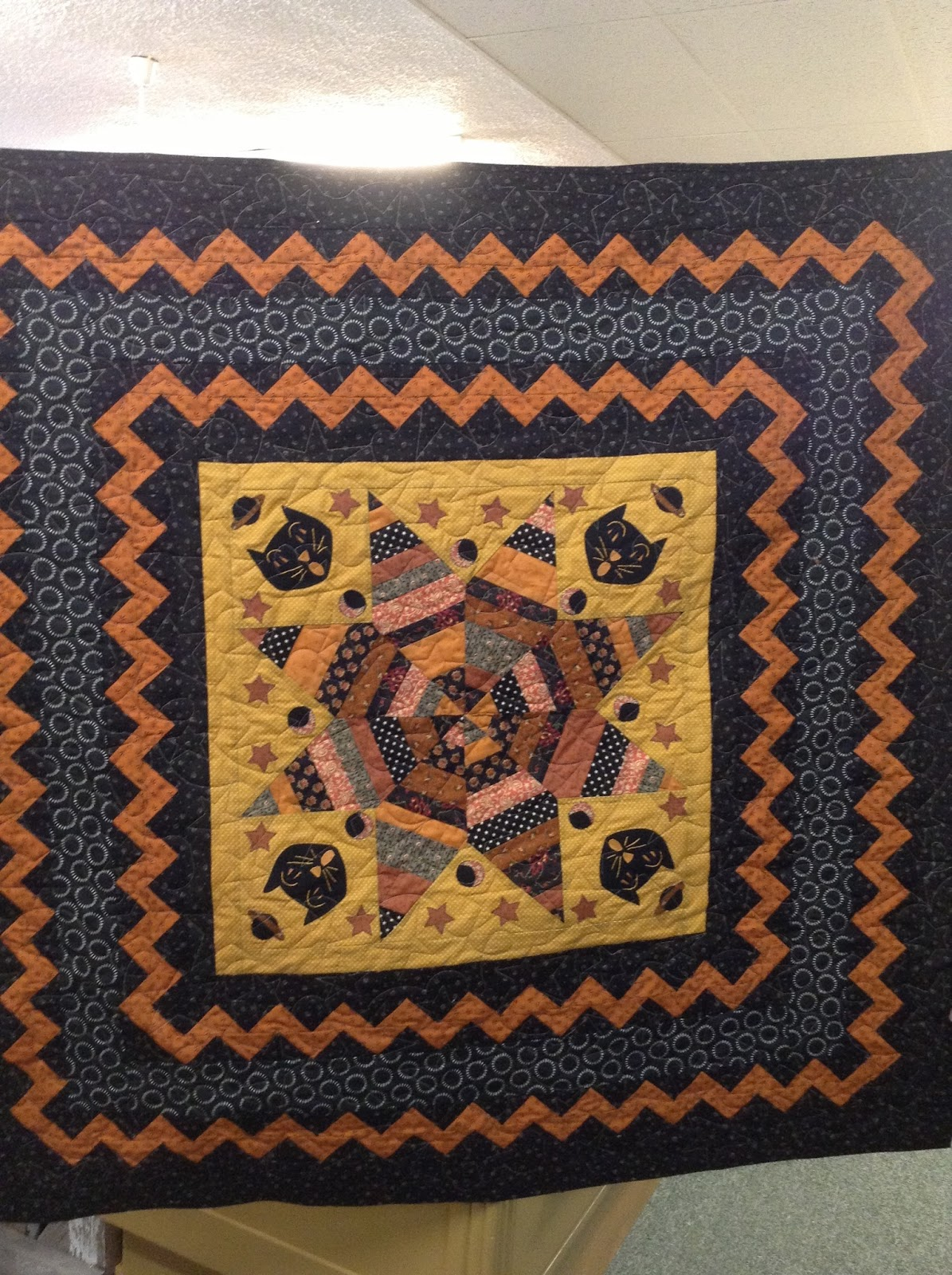 Timeless Traditions: The Quilt Rack and Wool Cubby.....