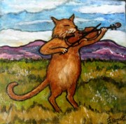 A Cat Came Fiddling Out of a Barn