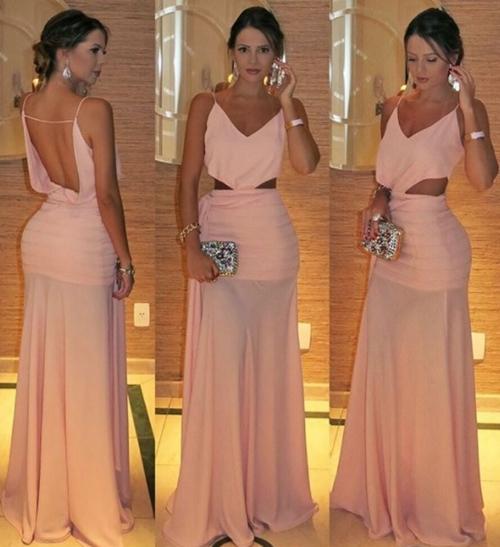 vestido de festa longo convidadas