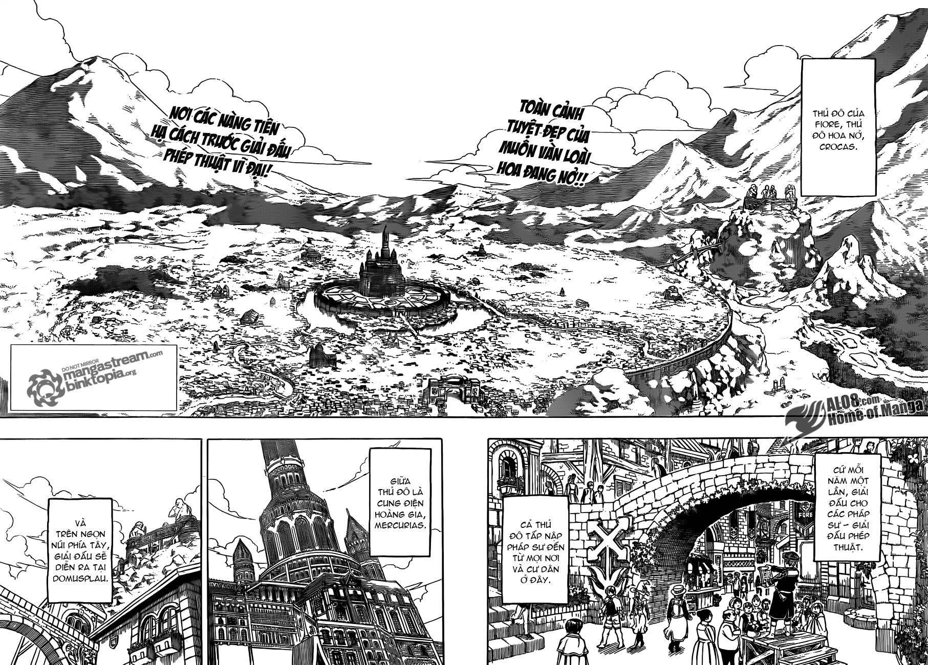 Fairy Tail chap 265 trang 2