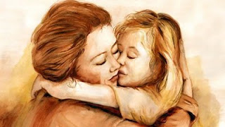Mãe, posso não demonstrar da maneira correta,  mas saiba que eu te amo mais do que minha própria vida.