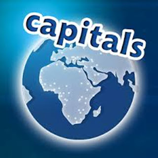 GK Quiz for Class 6 about Capitals