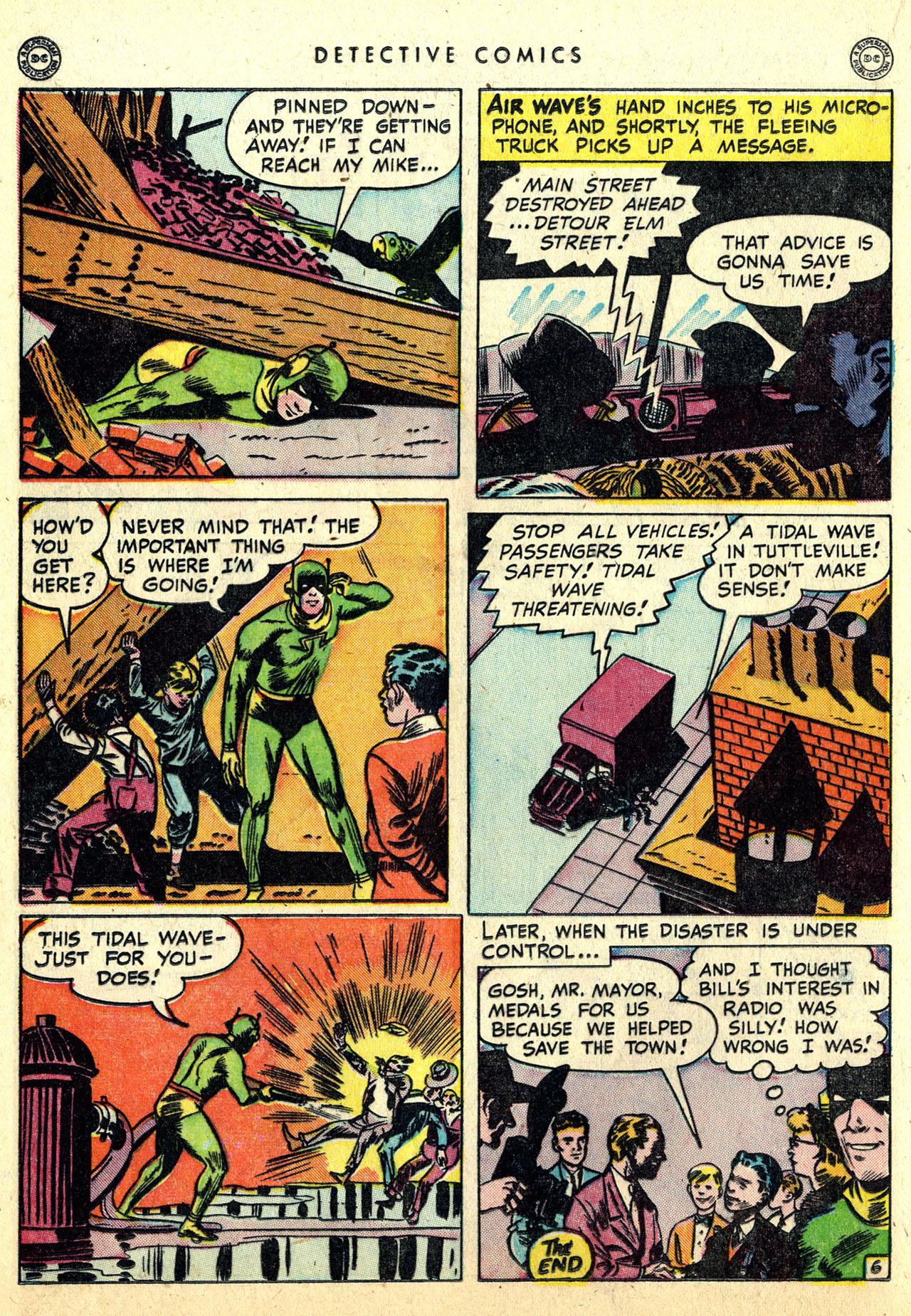 Read online Detective Comics (1937) comic -  Issue #133 - 22
