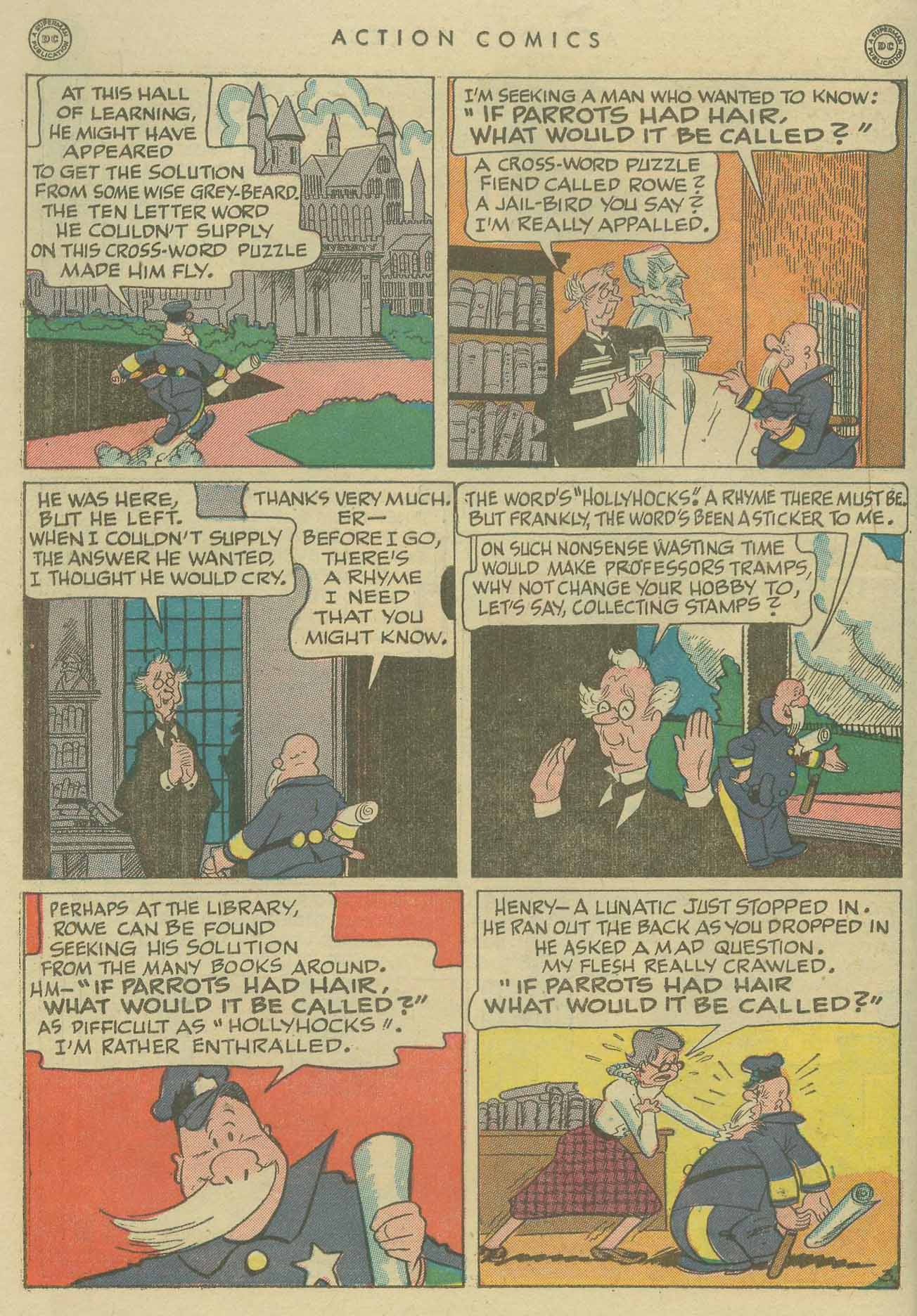 Read online Action Comics (1938) comic -  Issue #104 - 18