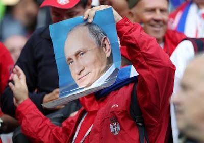 Россия при Путине менее стабильна, чем кажется. Его режим обречен