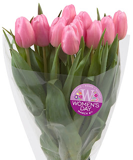Tulips for Women's Day